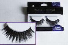 High quality cilios posticos natural make up Mink false eyelashes fake eyeLashes