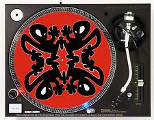 PLASTIKMAN - DJ SLIPMAT 1200's or any turntable, record player