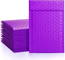 50pcs Poly Bubble Mailers 4x8 Inch Padded Envelopes Bulk Bubble Lined Wrap