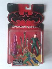 Kenner - Batman & Robin - Jungle Venom Poison Ivy Figurine - New & Sealed