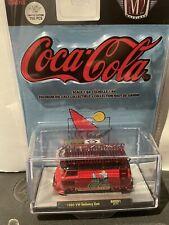 2021 M2 Coke Chase 1/750 Coca Cola 1960 Vw Delivery Van