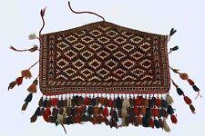 Antik Asmalik Turkmenistan Kamel-Hochzeitsschmuck 120x66 cm rug tapis tappeto