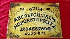 Seance Twin Globes Ouija Board laminated sheet ghost hunting fortune telling