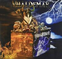 Vhaldemar - Fight To The End/I Made My Own Hell [CD]