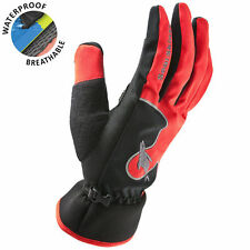 Unisex Adults Waterproof Cycling Gloves & Mitts