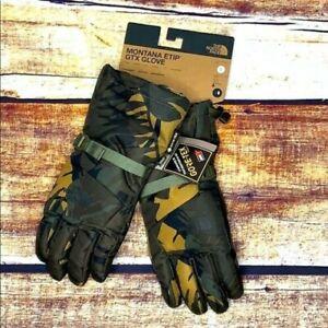 THE NORTH FACE Montana ETIP GTX Gore-Tex Women's Gloves - Camo XS