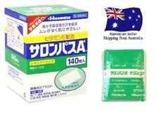 Hisamitsu SALONPAS Ae Pain Relief Patch 1,2,3,4,5 Packs �—��œ�Hisamitsu�…�…‰�''�š†巴�–��•‡�—›贴140�žš