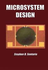Microsystem Design, Senturia, Stephen D., Good Book