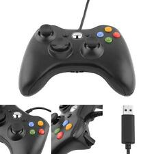 New Wired USB Game Pad Controller For Microsoft Xbox 360 PC Windows 7 8 10 XP UP