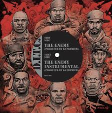 "D.I.T.C. - The Enemy produced by DJ Premier b/w Instrumental (7"") Brand New!"