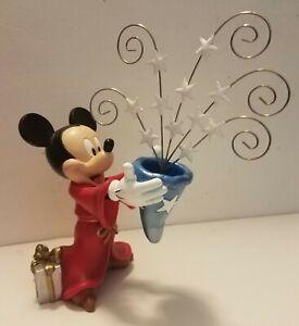 Disney Sorcerer Mickey figurine
