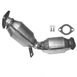 Catalytic Converter-Direct Fit Right Eastern Mfg 40333