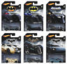 HOT WHEELS FKF36 2017 BATMAN DC DIECAST CARS 1:64 ASSORTMENT SET 6