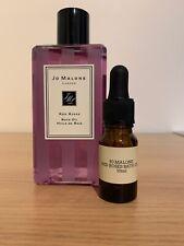 Jo Malone Red Roses Bath Oil Sample Body Massage Shower 10ml