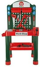 Spielwerkbank Werkbank Werkstatt Werkzeug Spielzeug B-Ware - Vorführer