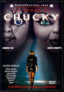 LA SPOSA DI CHUCKY (1998) un film di Ronny Yu - DVD EX NOLEGGIO - BIM