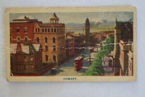 Hoadley's Chocolates Vintage Australia Birth of a Nation Series Hobart