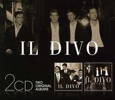 Il Divo - Il Divo/Ancora [New CD] Holland - Import