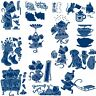 Lovely Mouse Dog Metal Cutting Dies Scrapbooking DIY Album Craft Embossing