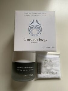 OMOROVICZA Thermal Cleansing Balm Rrp$114 NEW IN BOX AUTHENTIC 50ml