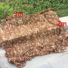 Tarnnetz Armee Tarnung Netz Camouflage 2x 3 m Jagd Camo Netting Tarnung Camo Net