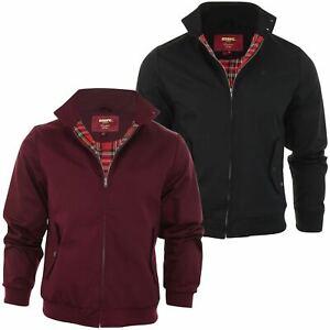 Merc London Mens Classic Harrington Jacket/ Coat
