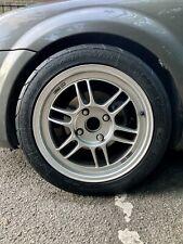 "16"" Enkei RPF1 Wheels 4x114.3 Honda"