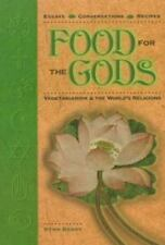 Food for the Gods: Vegetarianism & the World's Religions-ExLibrary