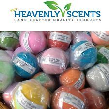 Lot of 18 Heavenly Scents Premium Bath Bombs - Bath Bomb Fizzies