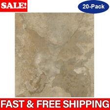 Light Marble Luxury Vinyl Tile 20 Pack Self Adhesive Peel And Stick Flooring