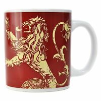GAME OF THRONES BECHER / TASSE LANNISTER NEU+BOX