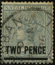Natal  1885-89   Scott # 73  USED