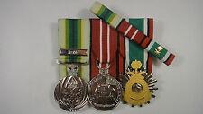 Australian Service Medal, Defence, Kuwait Liberation Medal (Saudi Arabia)