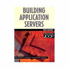 SIGS Advances in Object Technology Ser.: Building Application Servers 21 by...