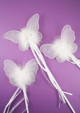 Princess Fancy Dress Butterfly Wand Flower Girl Wedding Bridesmaid Fairy