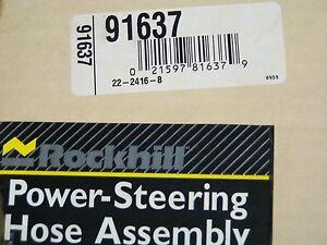 NOS Power Steering Hose 91637 Taurus Sable