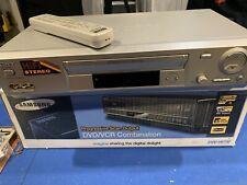 SONY SLV-EZ725 VHS Player VCR Video Cassette Recorder 6 Head Hi Fi Stereo Remote