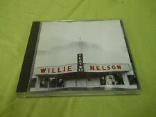 WILLIE NELSON  TEATRO CD by Island Records, 14 tracks, good condition