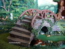 Miniature Enchanted Bridge WS 1618 Dollhouse Fairy Garden