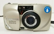 Olympus Stylus Zoom 140 Deluxe 35mm Point & Shoot Film Camera 38-140mm Deluxe