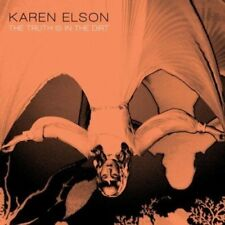 """Karen Elson -The truth is on the dirt / Season Of The Witch 7"""" Vinyl - 2010 NEW"""