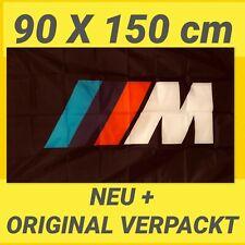 Fahne Flagge Banner Flag BMW M POWER M3 GT  90 X 150 cm NEU+ORIGINAL VERPACKT