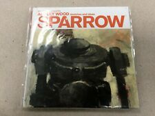 Swallow Presents Sparrow Ashley Wood Sketches & Ideas NEW IDW Art Book