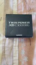 Shimano Twinpower Xd C3000HG TPXDC3000XG