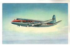 Trans Canada Air Lines - Viscount Photo Postcard c1950s