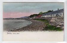 FAIRLIE, LOOKING NORTH: Ayrshire postcard (C17121)