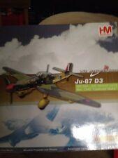 Ju-87 D3 Sidi Haneish LG13 November 1942 Captured HA0135 1:72 Hobby Master