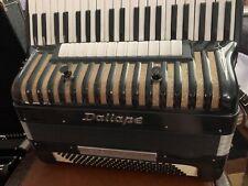 Dallape Double Tone Chamber 1950's Professional Accordion