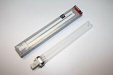 Philips 7 9 11 18 24 36 55 Watt PL UVC Ersatzlampe G23 oder 2G11 Oase, Osaga etc