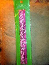 Vera Bradley Pirouette Pink Headband Set  #14236-187  NWT